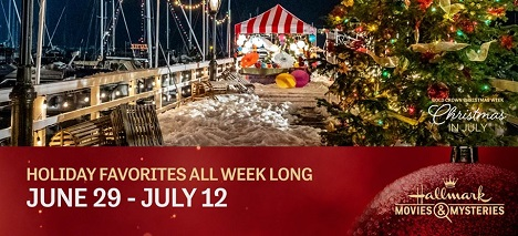 When Is Christmas During 2020 2020 Christmas in July TV Schedule – Hallmark Keepsake Week, QVC